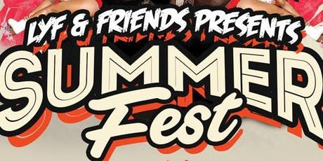 SUMMER FEST: BOSTON FEATURING JAY GWUAPO, TRAEDAKIDD & MORE! tickets
