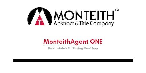 MonteithAgent ONE