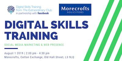 Digital Skills at Morecrofts (PM Workshop)