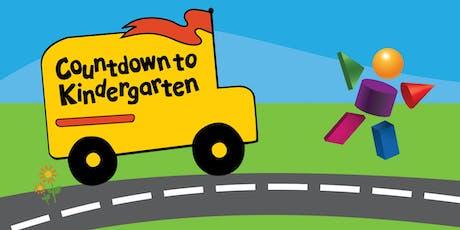 TCMU-Spartanburg's Countdown to Kindergarten 2019 tickets