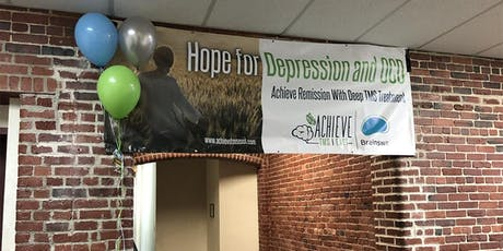 Depression Treatment Open House Andover (dTMS) tickets