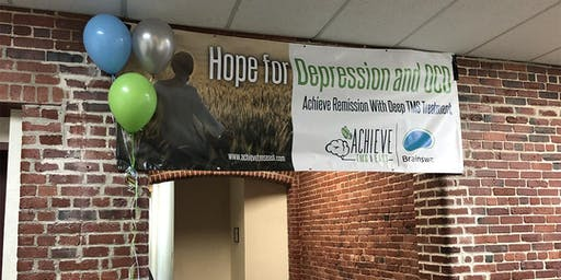 Depression Treatment Open House Andover (dTMS)