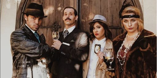 Murder Mystery Dinner Theater in San Diego