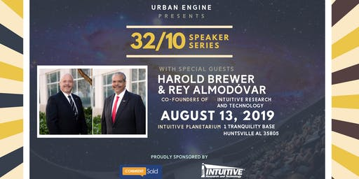 32/10 Speaker Series with INTUITIVE