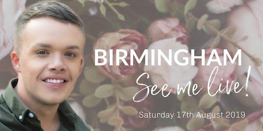 BIRMINGHAM - An Evening with Chris Riley