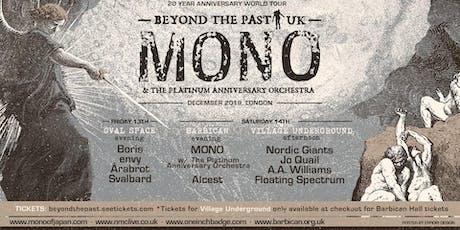 Boris /  Envy / Arabrot / Svalbarduk tickets