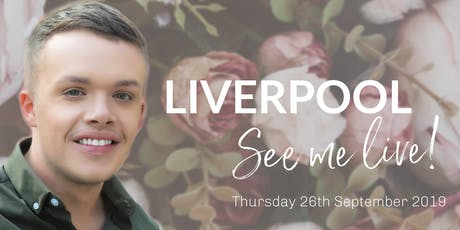 LIVERPOOL - An Evening with Chris Riley tickets