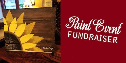 Paint Event Fundraiser
