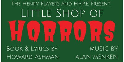 THP H.Y.P.E presents Little Shop of Horrors