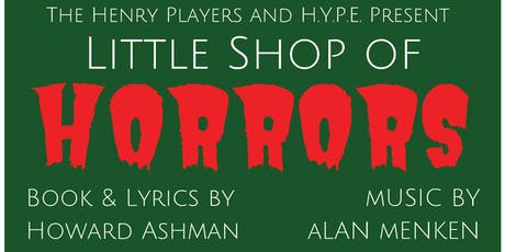 THP H.Y.P.E presents Little Shop of Horrors tickets