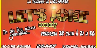 Lets Joke : Comedy Club