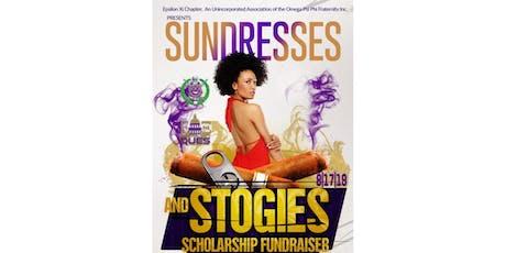 ΩΨΦ SUNDRESSES & STOGIES AT SUNSET FUNDRAISER tickets