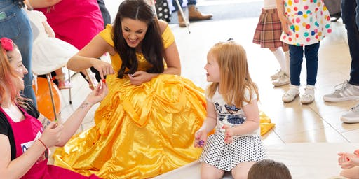 Princess for a Day Brunch with Belle