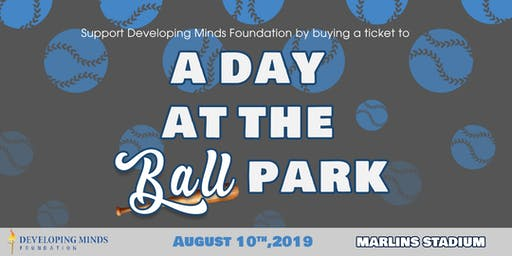 A Day at the Ball Park