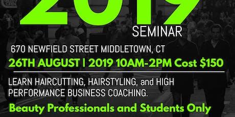 Beauty Business Seminar tickets