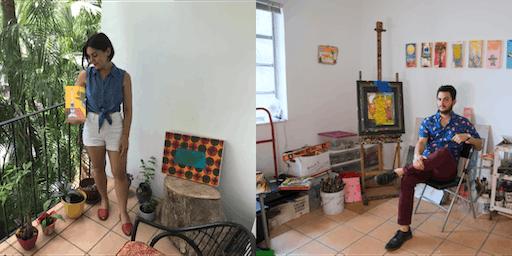 MOCA Makers: Featuring Krystal T. Rodriguez & Jefreid Lotti