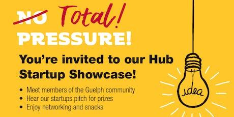 Hub Startup Showcase  tickets