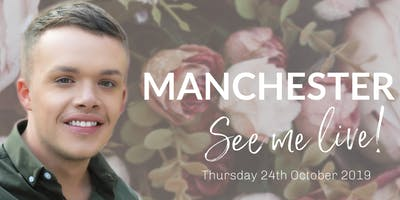 MANCHESTER - An Evening with Chris Riley