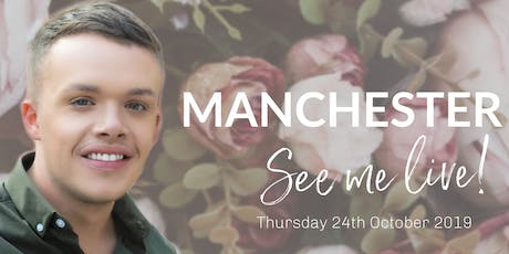 MANCHESTER - An Evening with Chris Riley tickets