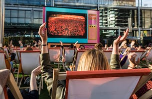 Summer Screenings: Where to Go for Open-Air Cinema in London