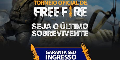 Campeonato De Free Fire! tickets