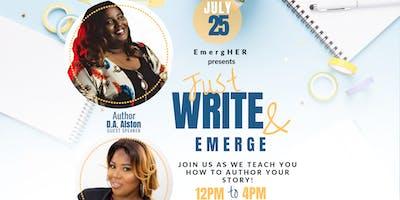 Just Write & Emerge