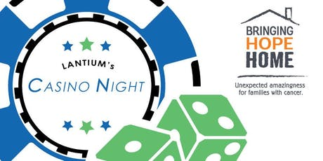 3rd Annual Casino Night for Bringing Hope Home tickets
