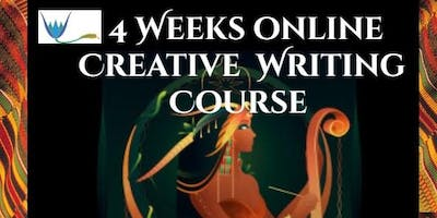 4 Weeks online Creative Writing Course