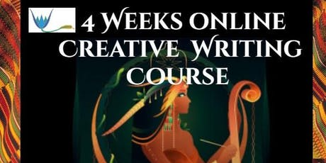 4 Weeks online Creative Writing Course tickets