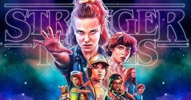 Club 90s Presents: Stranger Things 80's Dance Party