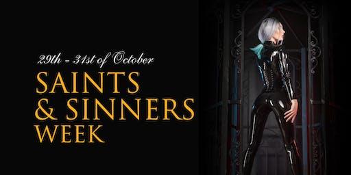 Saints & Sinners Week