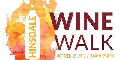 1st Annual Hinsdale Wine Walk