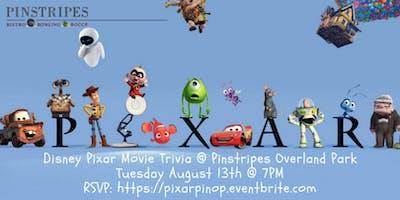 Disney Pixar Movie Trivia at Pinstripes Overland Park