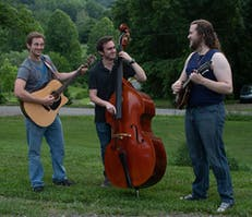 PATIO SHOW :: The Blue Ridge Busketeers