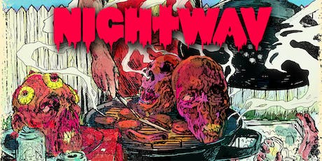 NIGHTWAV - A SYNTHWAVE PARTY - FREE W/RSVP tickets