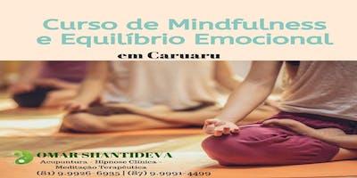 Curso de Mindfulness e Equilíbrio Emocional - Caruaru