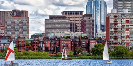 Google Analytics, Tag Manager - Boston - October 2019