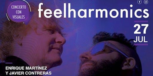 FEELHARMONICS - ENRIQUE MARTÍNEZ / JAVIER CONTRERAS (Concierto con visuales)