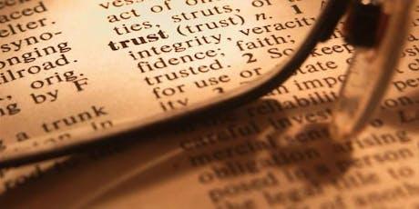 Talking Trusts tickets