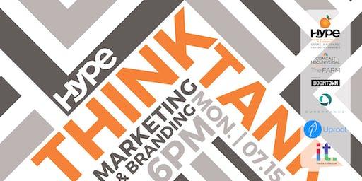 HYPE Entrepreneur Think Tank: Marketing & Branding