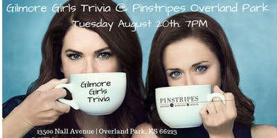 Gilmore Girls Trivia at Pinstripes Overland Park