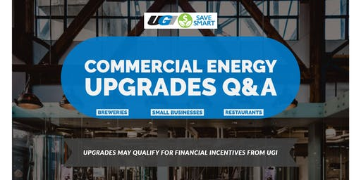 UGI Energy Efficiency Incentives for Commercial Buildings