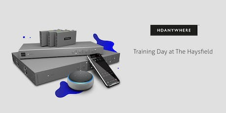 ONEAV - HDANYWHERE Training Day tickets