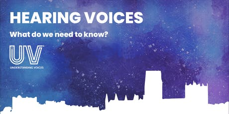 Hearing Voices: What do we need to know? tickets