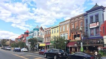 Columbia Heights & Adams Morgan Neighborhood Tour