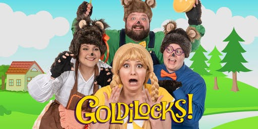 Goldilocks! Opera for kids of all ages in Dallas Arts District