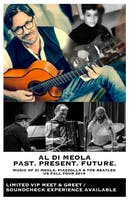 PAST, PRESENT, FUTURE – Music of Di Meola, Piazzolla & The Beatles US Fall Tour 2019