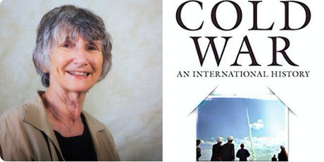 Author Talk: Cold War: An International History with Carole Fink tickets