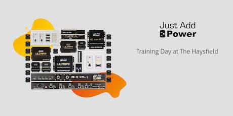 ONEAV - J+P Training Day (Beginner) tickets