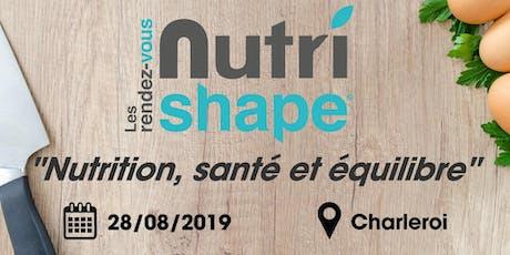 Conférence dégustation - Nutrition, santé et équilibre (troisième édition) billets
